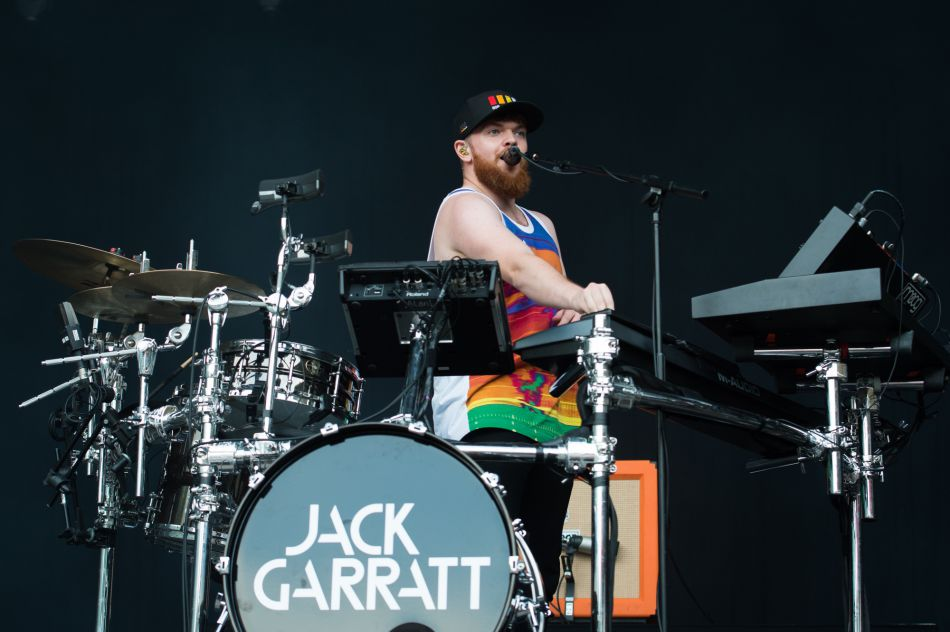 Jack Garratt a fait un triomphe à Rock en Seine 2016.