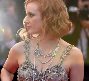 Jessica Chastain y interprète l'agent Maya.