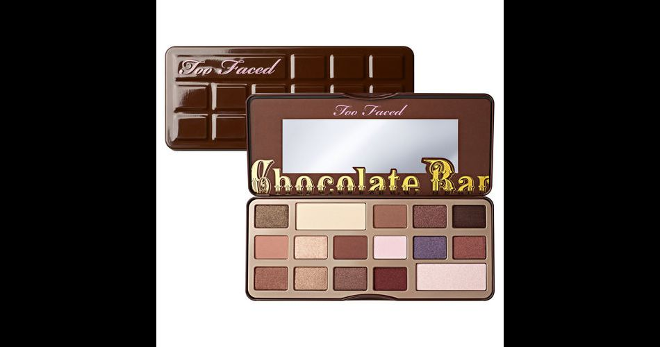 Chocolate Bar, Too Faced, 44€.