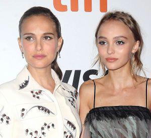 Natalie Portman et Lily-Rose Depp ont illuminé de leur présence le festival du film de Toronto.
