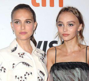 Natalie Portman et Lily-Rose Depp illuminent Toronto