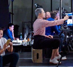 Jean-Paul Goude shoote la campagne Kenzo x H&M