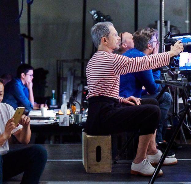 Jean-Paul Goude est à l'origine de la nouvelle campagne H&M x Kenzo.