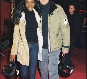 Samuel Le Bihan et Daniela lors de l'une de leurs premières apparitions ensemble, fin 2000.