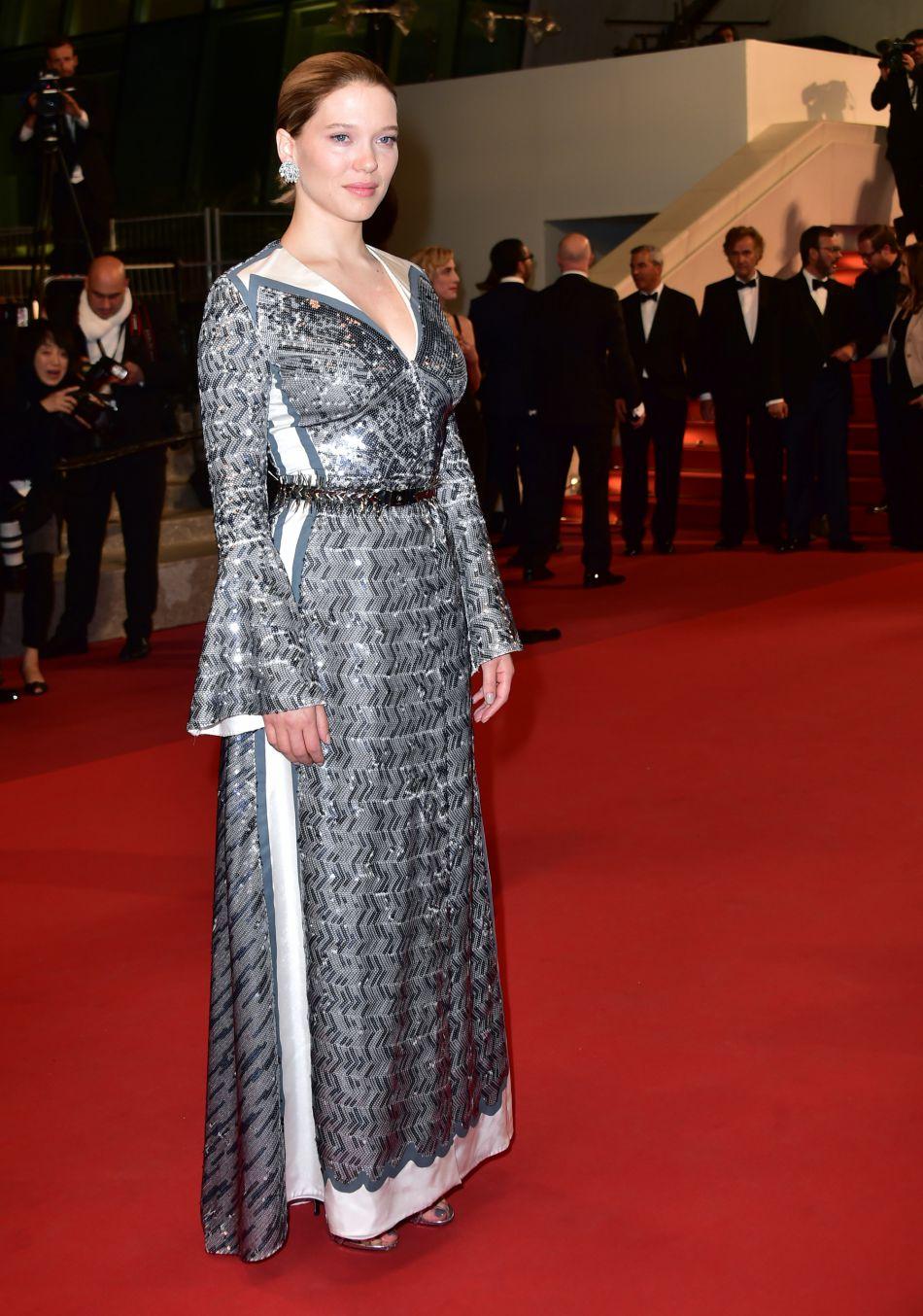 A 31 ans, la célèbre actrice Léa Seydoux est tombé enceinte.