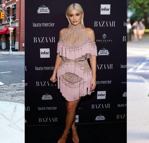 Les stars sont stylées pendant la Fashion Week de New York.