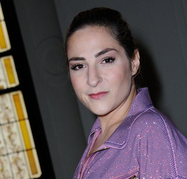 Marilou Berry s'est octroyée une pause entre deux tournages.