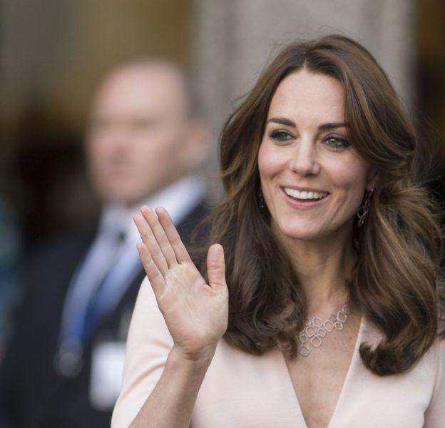 Kate Middleton est à nouveau l'icône mode la plus influente en Grande-Bretagne.