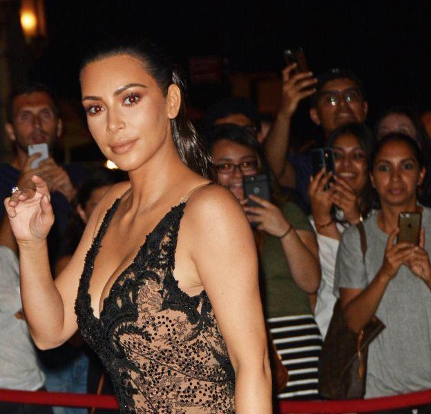Kim Kardashian prouve son statut d'icône mode lors de cette Fashion Week new-yorkaise.