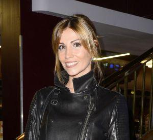 Alexandra Rosenfeld, toujours plus sublime dans sa petite robe bleue