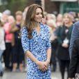 Peu importe la fraîcheur de la météo anglaise, Kate Middleton avait envie d'un look estival en ce vendredi 16 septembre 2016.