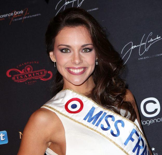Marine Lorphelin s'est fait voler son écharpe de Miss France.