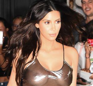 Kim Kardashian : ses abdos parfaits ? De la triche !