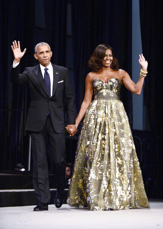 Michelle Obama nous laissera un souvenir impérissable, celui d'une icône mode aux goûts très sûrs.