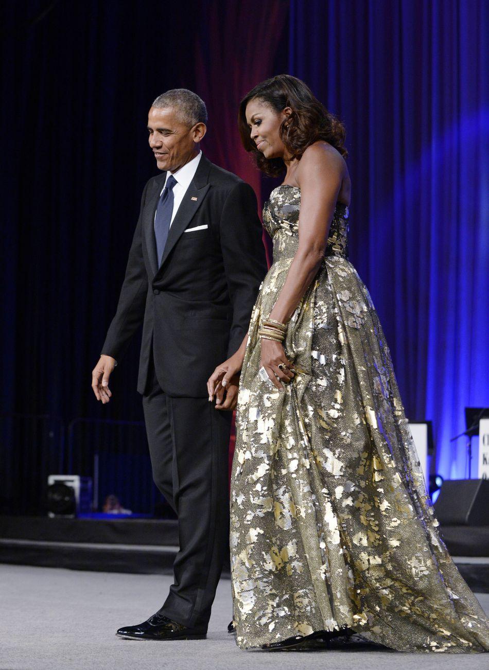 Barack et Michelle Obama, le plus beau couple présidentiel que les Etats-Unis ont jamais connu !