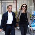 Carla Bruni et son mari, l'ancien président : leur fille Giulia, ravissante blondinette sur Instagram !