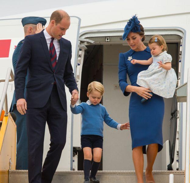 Kate Middleton et le prince William sont bien arrivés au Canada ce samedi 24 septembre 2016 en fin d'après-midi !