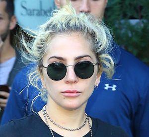 Lady Gaga : tétons apparents et micro short en jean à NY