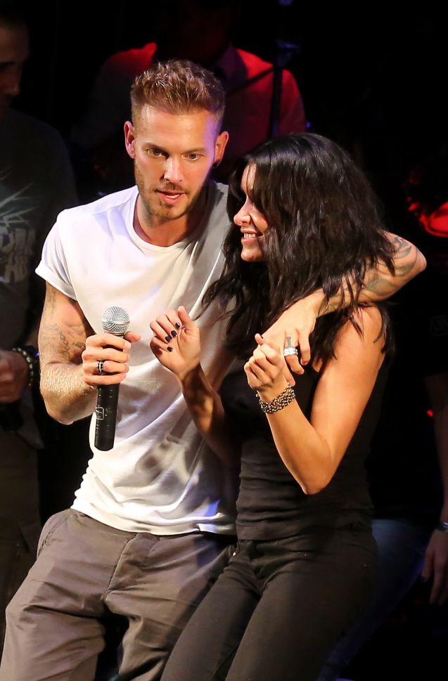 jenifer complice avec m pokora sur instagram les fans. Black Bedroom Furniture Sets. Home Design Ideas