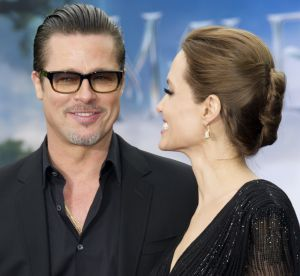 Angelina Jolie vs Brad Pitt : l'actrice se console avec Johnny Depp