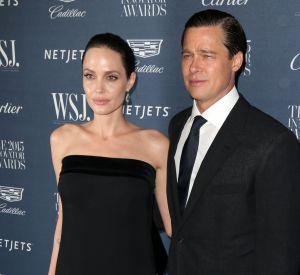 Angelina Jolie et Brad Pitt, sûrement la rupture la plus médiatisée de cette fin d'année 2016.