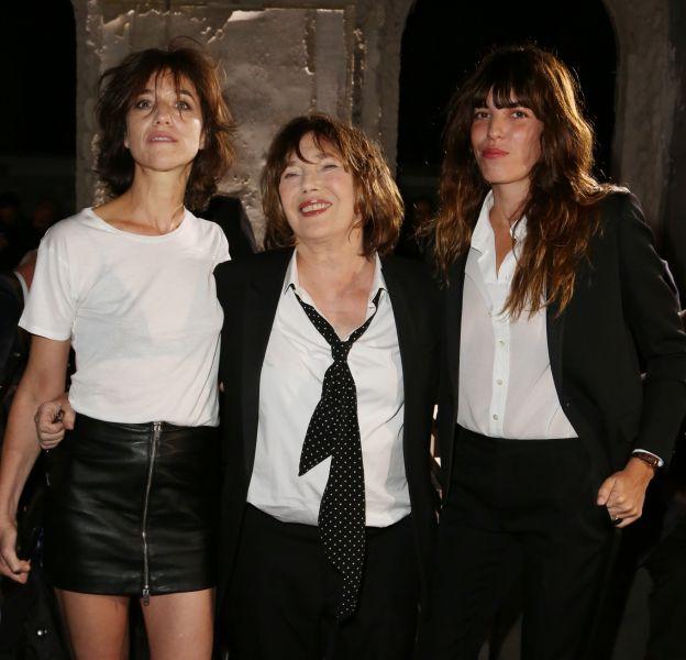Un trio d'icônes chez Vaccarello.