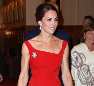 Kate Middleton : sa robe rouge fifties déjà en rupture de stock