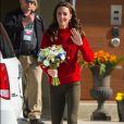 La duchesse de Cambridge Kate Middleton au Canada