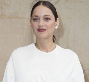 Marion Cotillard : enceinte et sublime pour assister au défilé Dior