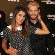 """Karine Ferri et Yann-Alrick Mortreuil, partenaires sexy de """"Danse avec les stars"""" saison 7."""