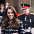L'épouse du prince William s'est confiée sur ses enfants lors d'une visite au Museum d'Histoire naturelle de Londres.