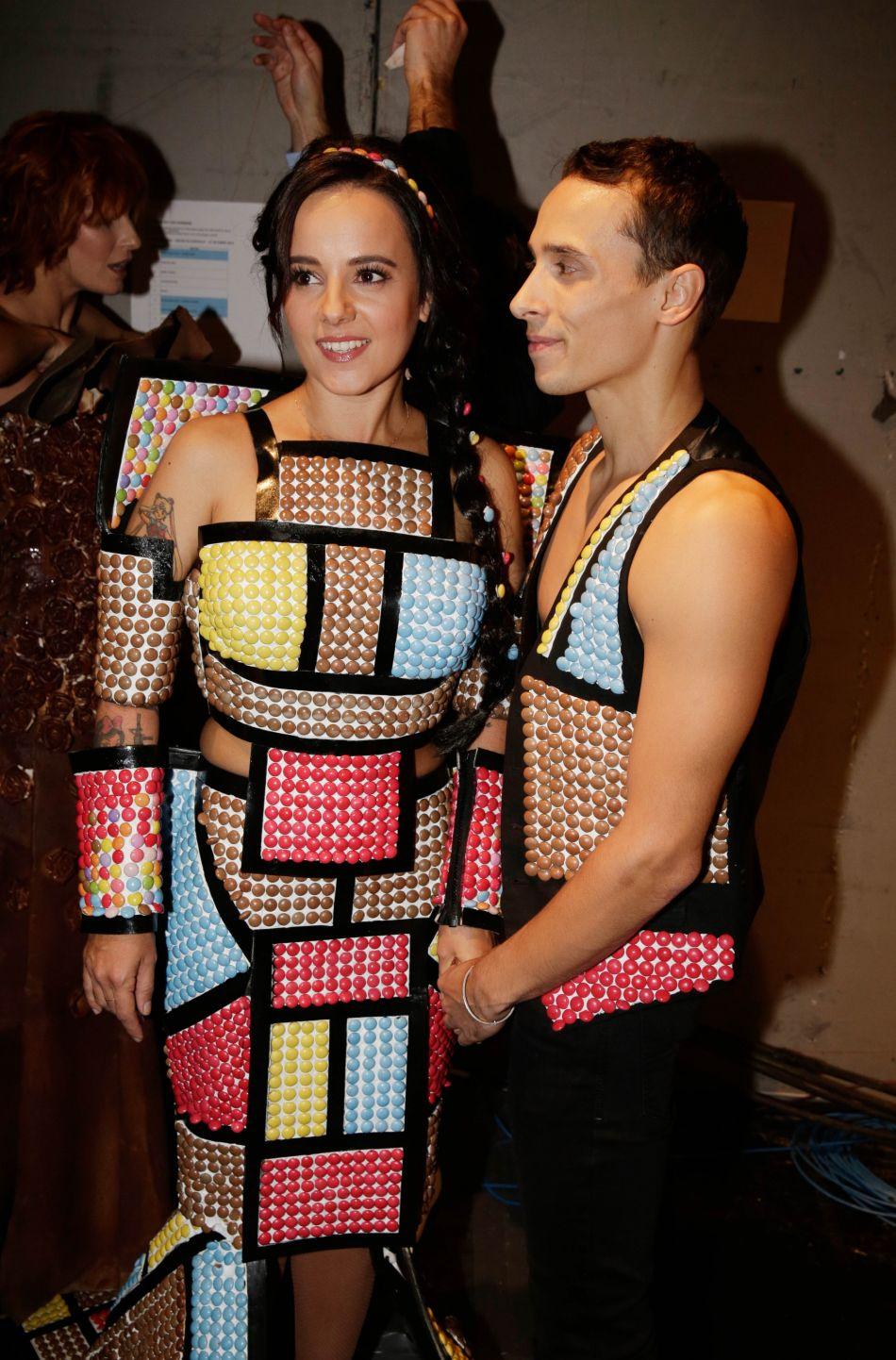 Alizée a dit oui à son partenaire Grégoire Lyonnet cet été en Corse.