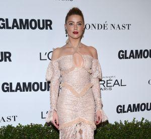 Amber Heard : elle garde l'argent de son divorce avec Johnny Depp