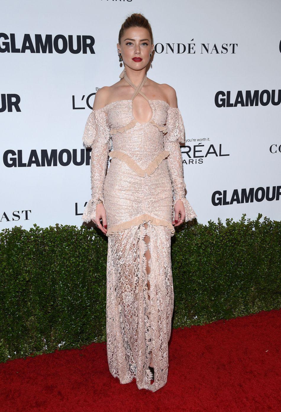Amber Heard avait annoncé vouloir donner l'argent de son divorce à des oeuvres caritatives.