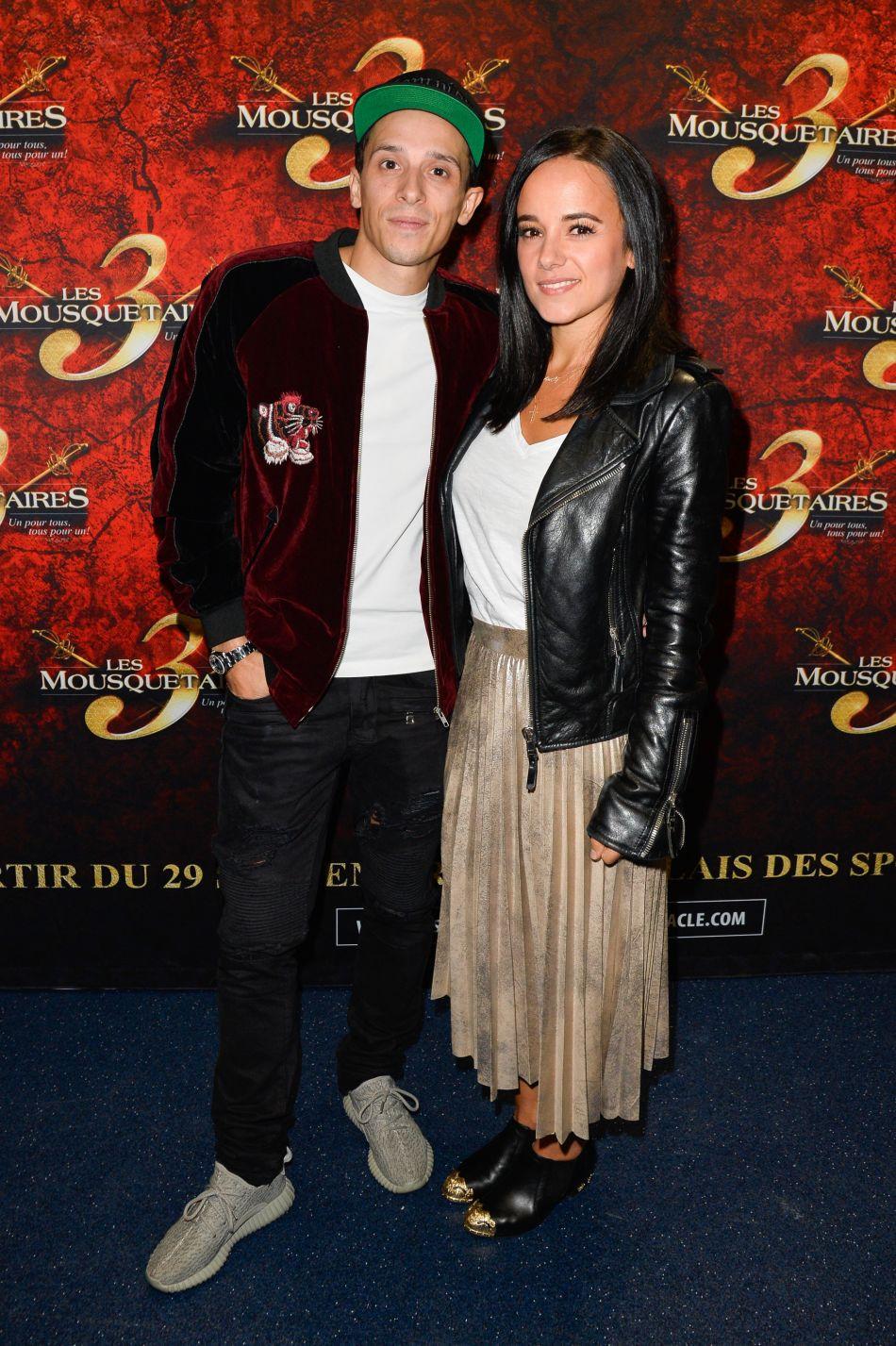 """Le couple s'est rencontré durant l'émission """"Danse avec les stars""""."""