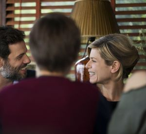 Vincent (Laurent Lafitte) et Florence (Marina Foïs) essaient de réussir leur divorce.