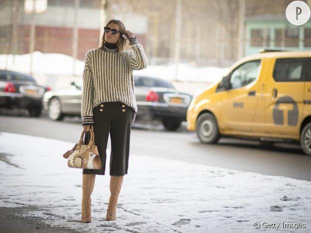 Solution n°3 : oser la jupe culotte.