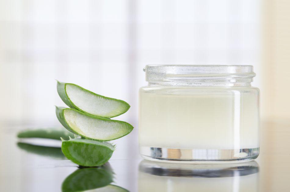 3 manières d'utiliser le gel d'Aloe vera comme produit de beauté.