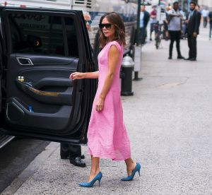 Victoria Beckham : sa robe rose, la bonne inspiration pour l'été ?