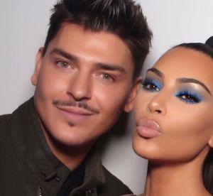 Qui est Mario Dedivanovic, le maquilleur de Kim Kardashian ?