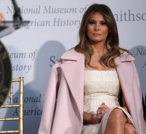 Melania Trump : la boulette mode de trop, son dernier look ne passe vraiment pas