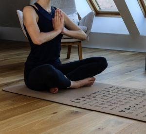 "Kyoma : le tapis de yoga à la touche ""sexy"" qui va faire le buzz"