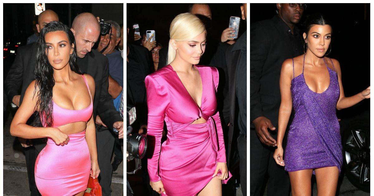 On a vu les photos de l'anniv de Kylie Jenner et on ne s'en est pas remises