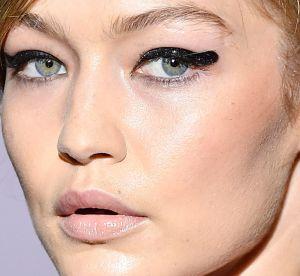 Thumbprint : quand le trait d'eyeliner de la rentrée se veut très épais
