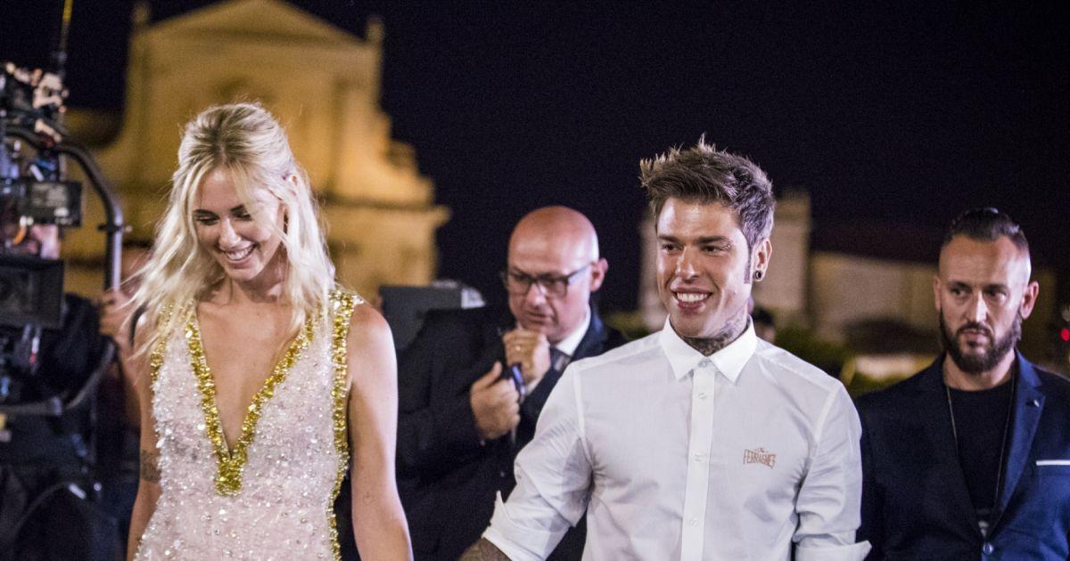 Le Cout Du Mariage De Chiara Ferragni A Ete Calcule Elle A