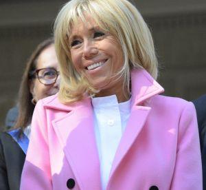 Le manteau rose de Brigitte Macron, la pièce phare de l'automne ?