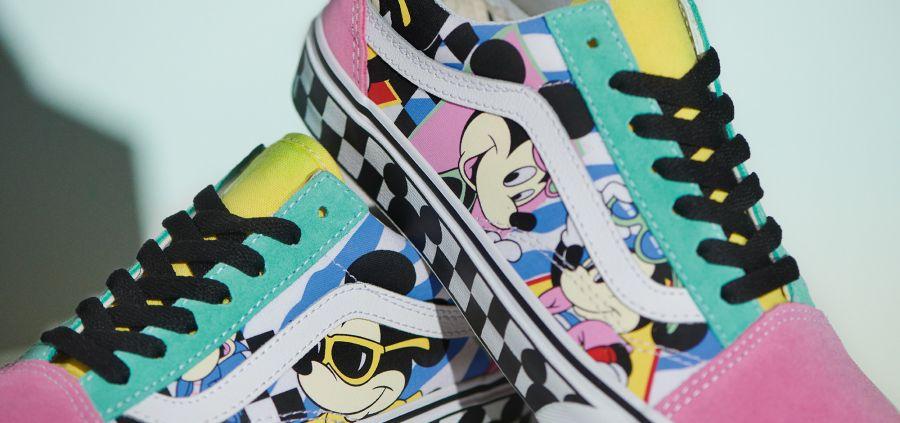 Sneakers Vans x Disney : c'est simple, il nous les faut !