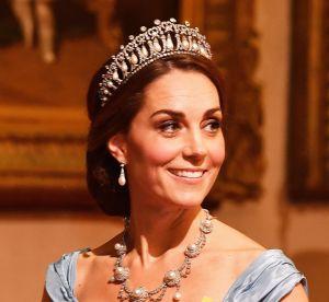 Kate Middleton princesse Disney, elle brille avec les joyaux de la couronne