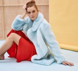 Cet hiver, on veut un manteau pastel sinon rien