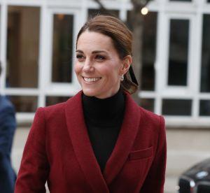 Kate Middleton : son tailleur mini jupe préféré est de retour